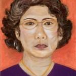 Self-Portrait, Ft. Mason class, Spring 2000 ??