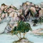 Three Trees, Limestone Hills, 10.11.05
